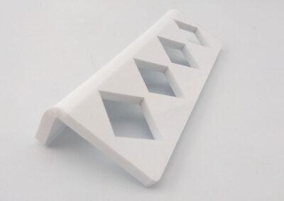 Plastiko lankstymas